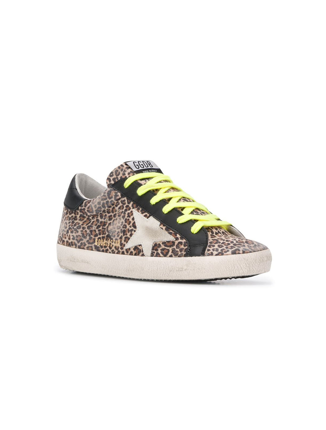 Leopard Suede Superstar