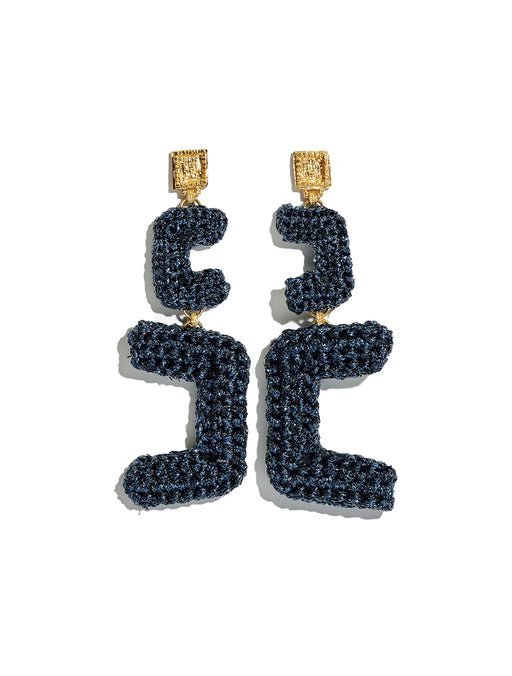 Deco Crochet Earrings