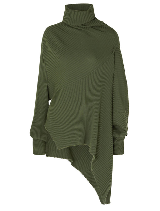 Draped Jumper