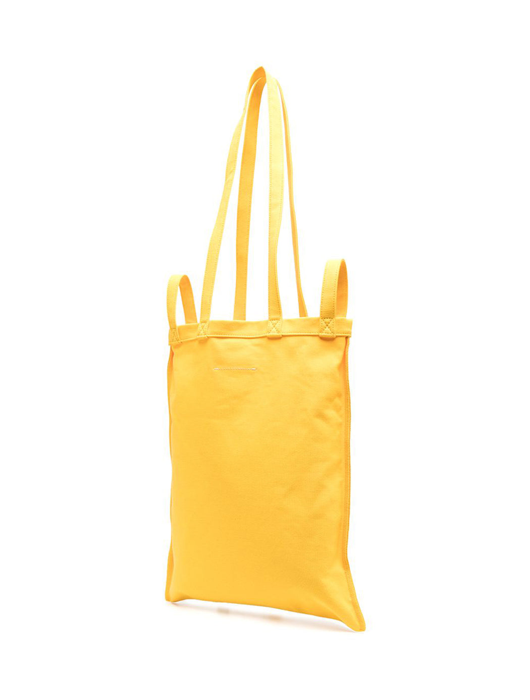 Small Reverse Logo Shopping Bag