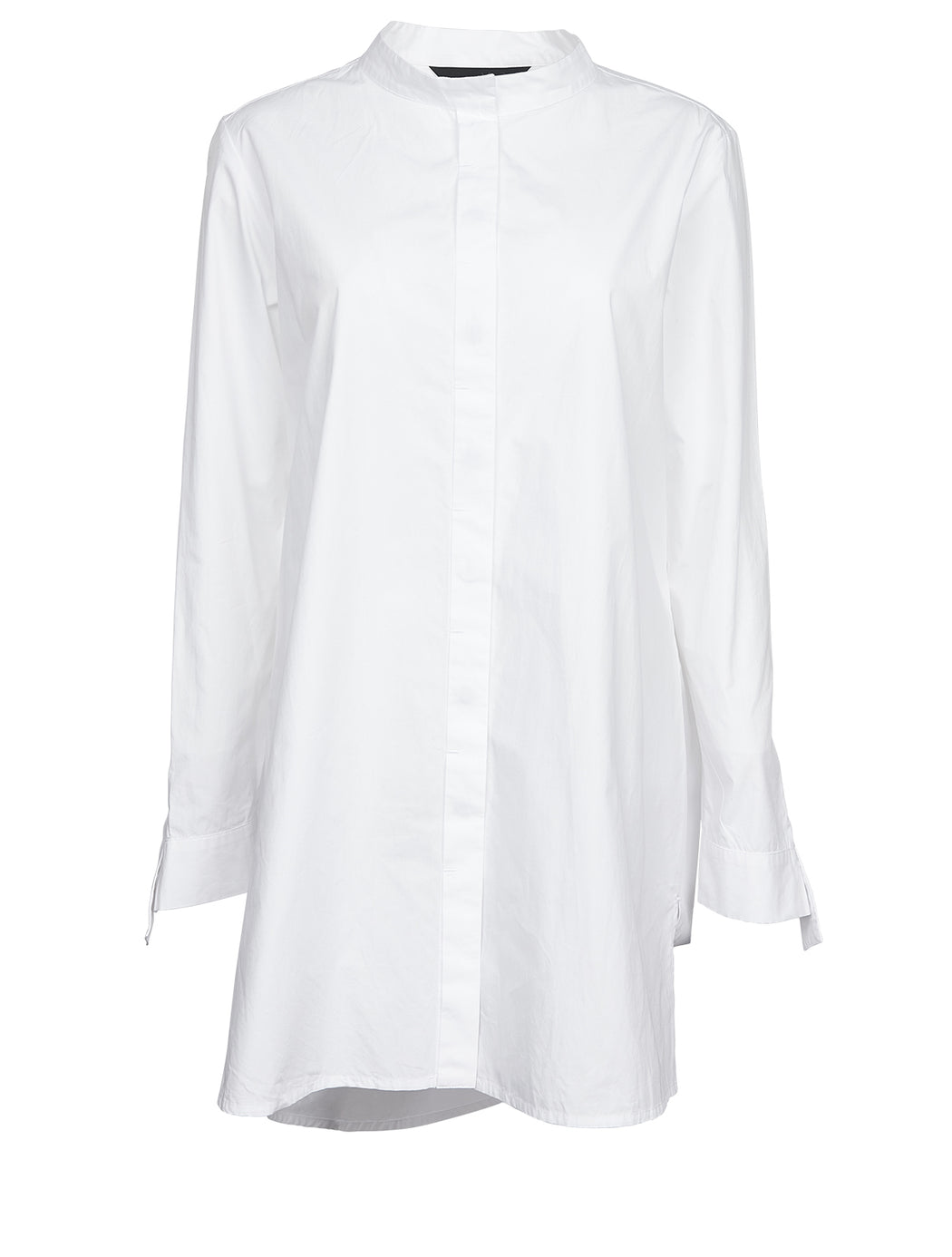 Button Up Long Shirt