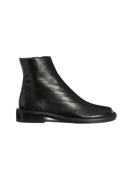Pipe Ankle Boot