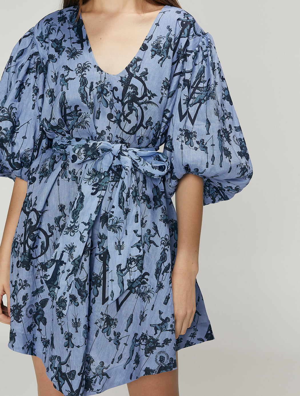 Jardin Dream Smock Dress