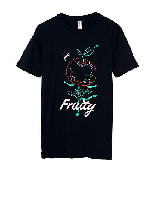 Fruity Placement Print Tee