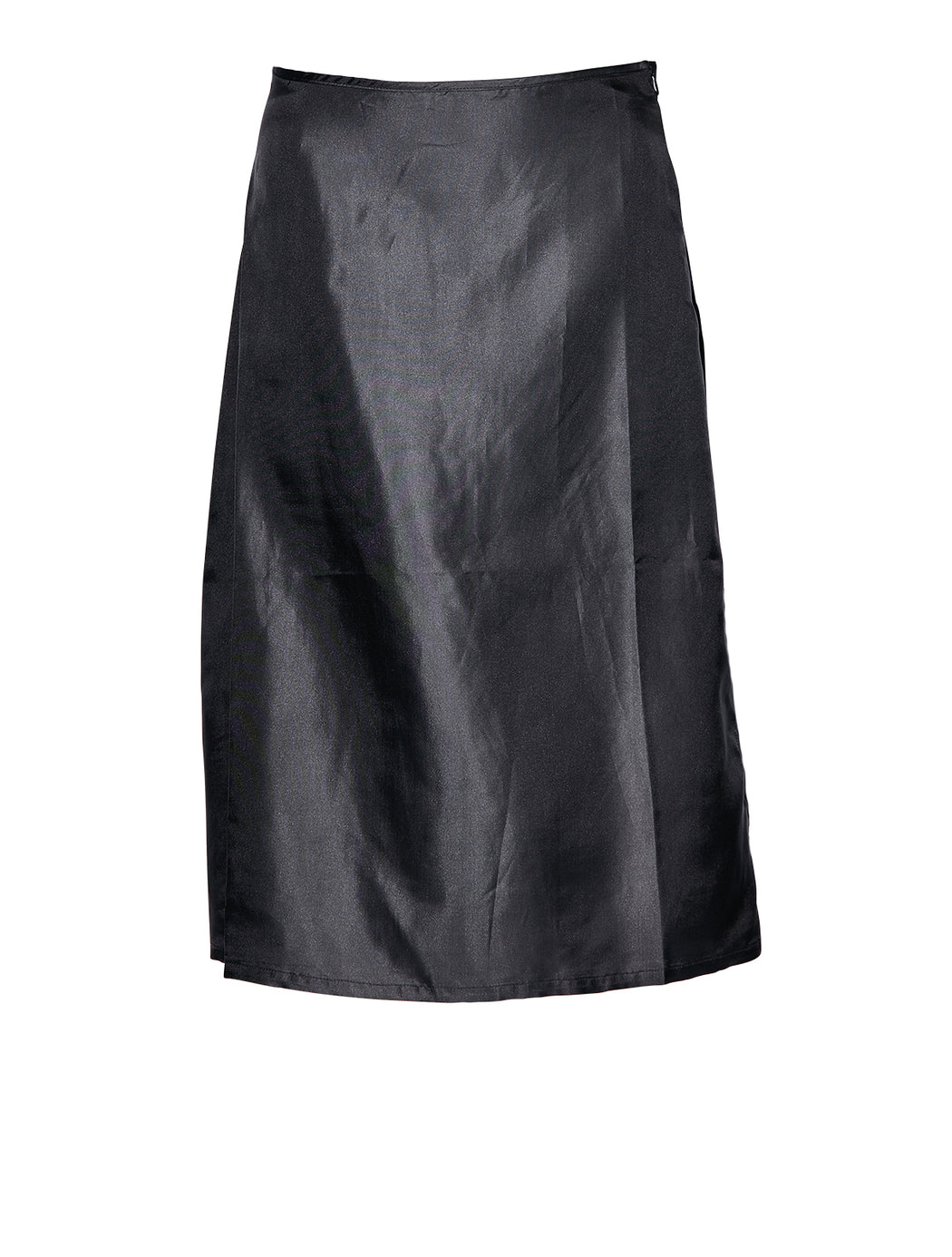 Silk Slip Skirt