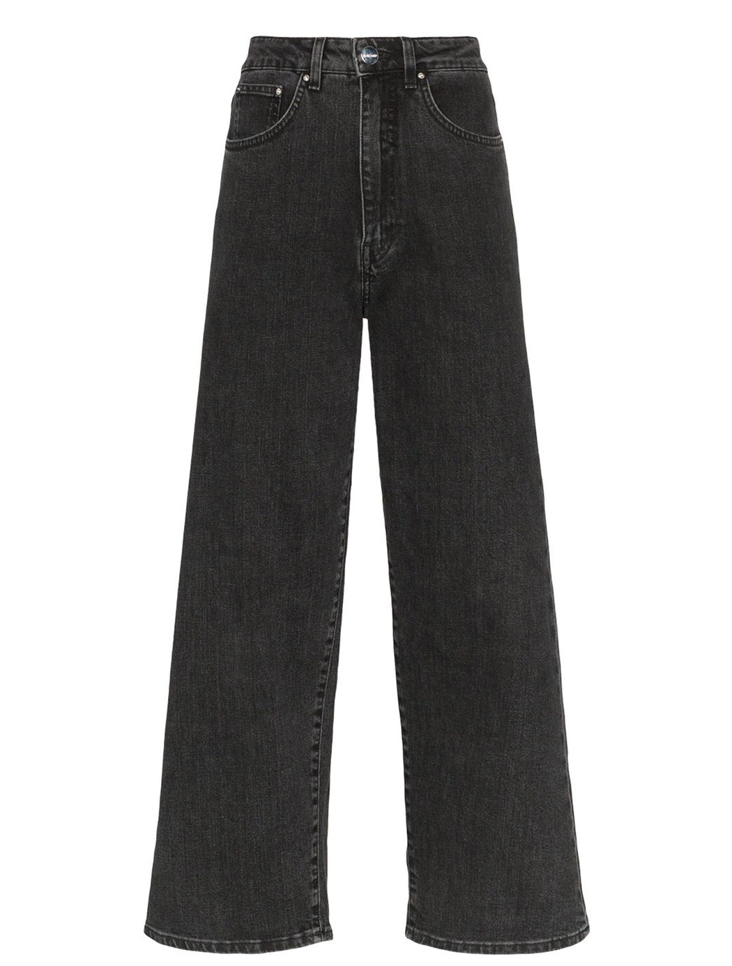 Flair High-Rise Wide Leg Jean