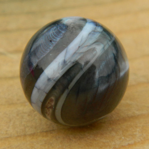12mm Black Mother of Pearl
