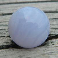 10mm Blue Lace Agate