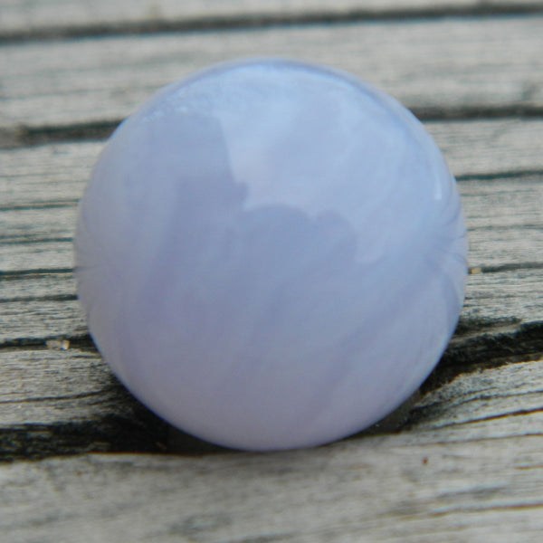 12mm Blue Lace Agate