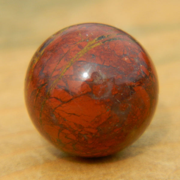 8mm Bracciated Jasper