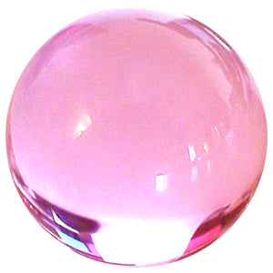 8mm Clear Pink