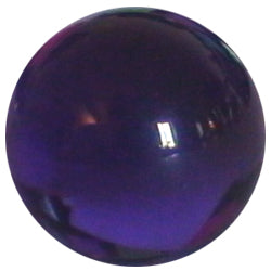 8mm Clear Purple