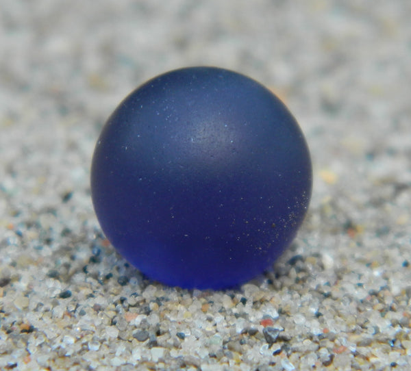 10mm SeaGlass Purple