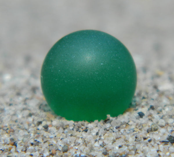 10mm SeaGlass Green