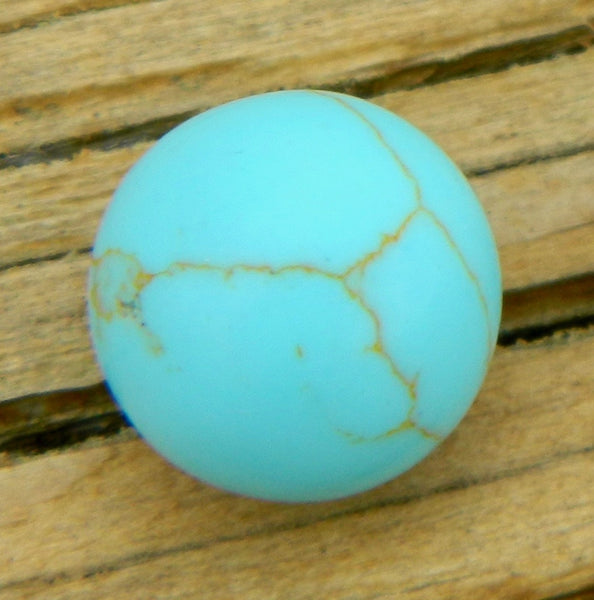 10mm Lt. Taiwan Turquoise