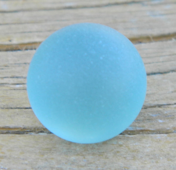10mm SeaGlass Sky Blue