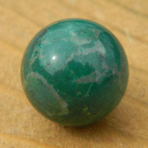 8mm Green Howlite