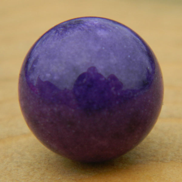 14mm Purple Jade
