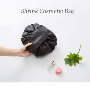 Cosmetic Drawstring Travel Bag