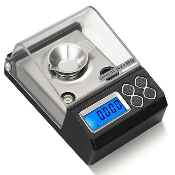0.001g Digital Counting Carat Scale - Research Chem - Order RC 0.001g Digital Counting Carat Scale online