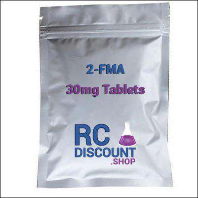 2-FMA 30mg Tablets - Research Chem - Order RC 2-FMA 30mg Tablets online