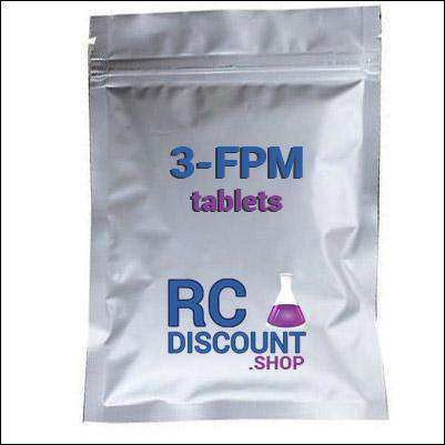 3-FPM 50mg Tablets - Research Chem - Order RC 3-FPM 50mg Tablets online