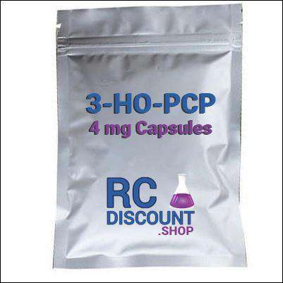 3-HO-PCP 4mg Capsules - Research Chem - Order RC 3-HO-PCP 4mg Capsules online