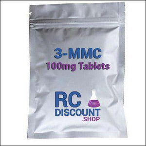 3-MMC Hydrochloride 100mg Tablets 10 Tablets (€5,- Discount) -  Legal Research Stimulants Chemicals