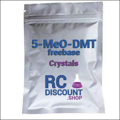 5-MeO-DMT Freebase Crystals  -  Legal Research Psychedelics Chemicals