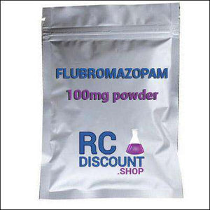 Flubromazepam 100-300mg powder