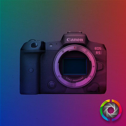 Canon R5 Camera Matching Profile