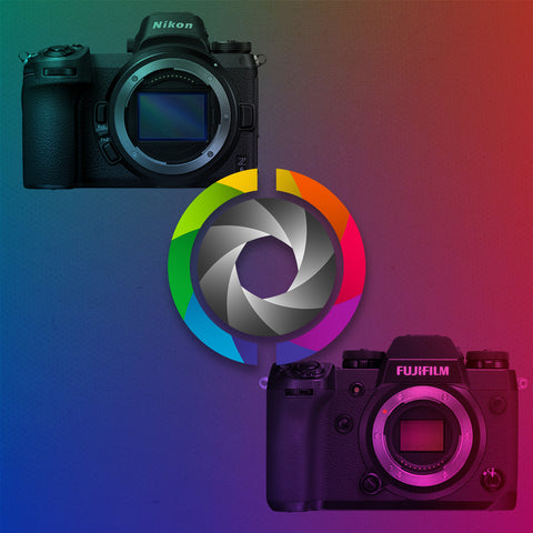 FREE PROFILE - Nikon Z6 to Fuji XTrans Classic Chrome