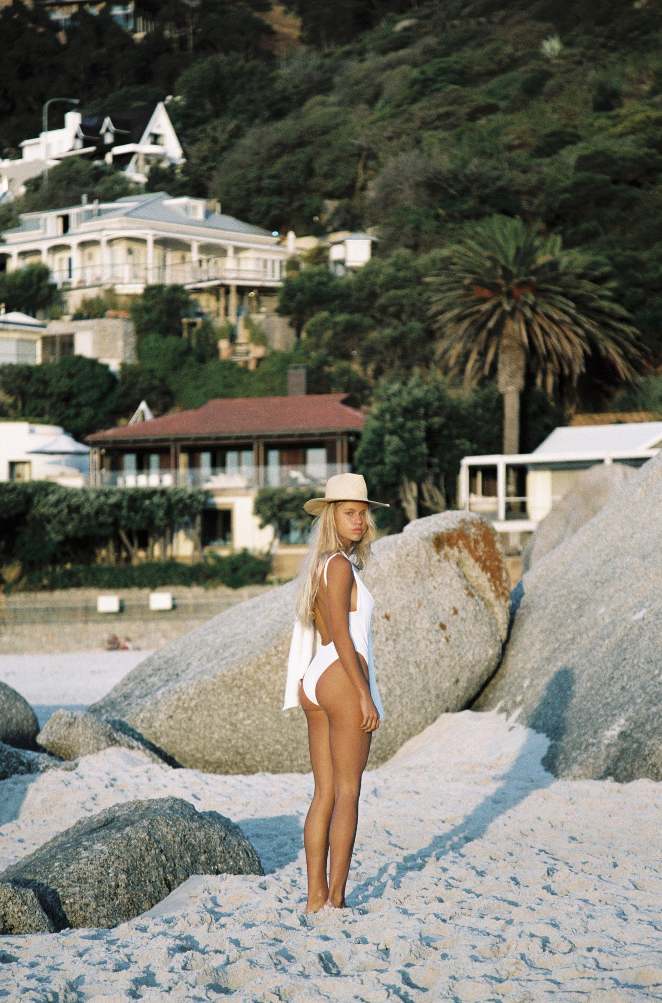 White - cape town photoshoot