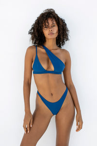 LOREN TOP - AZURE