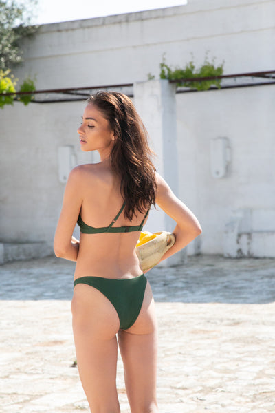 LOREN BOTTOM - OLIVE