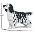 JEKCA Animal Building Blocks Kit for Kidults English Setter 01C-M02