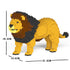 JEKCA Animal Building Blocks Kit for Kidults Lion 01S