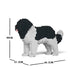 JEKCA Animal Building Blocks Kit for Kidults Newfoundland Dog 01C-M03
