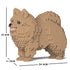 JEKCA Animal Building Blocks Kit for Kidults Pomeranian 02S-M04