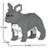 JEKCA Animal Building Blocks Kit for Kidults French Bulldog 02S-M05