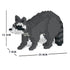 JEKCA Animal Building Blocks Kit for Kidults Raccoon 01S
