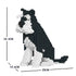 JEKCA Animal Building Blocks Kit for Kidults Standard Schnauzer 04S-M02