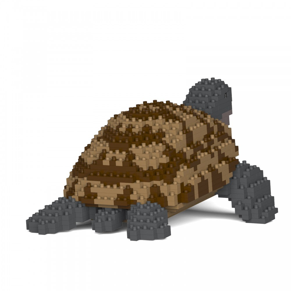 JEKCA Animal Buildin Blocks Kit for Kidults Greek Tortoise 01S