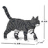 JEKCA Animal Building Blocks Kit for Kidults Cat 03S-M02