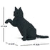 JEKCA Animal Building Blocks Kit for Kidults Cat 08S-M02