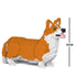 JEKCA Animal Building Blocks Kit for Kidults Welsh Corgi 02S-M01