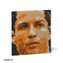 JEKCA Animal Building Blocks Kit for Kidults Cristiano Ronaldo Brick Painting 04S