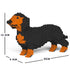 JEKCA Animal Building Blocks Kit for Kidults Dachshund 01S-M01