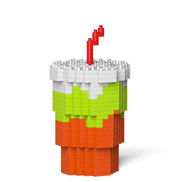 JEKCA Animal Building Blocks Kit for Kidults Drink Cup 01S