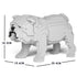JEKCA Animal Building Blocks Kit for Kidults English Bulldog 01S-M02